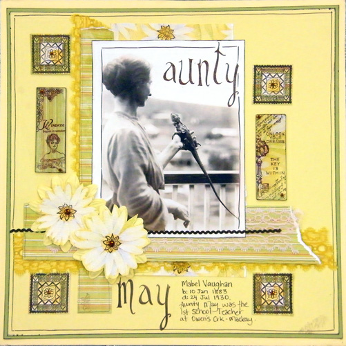 Aunty May