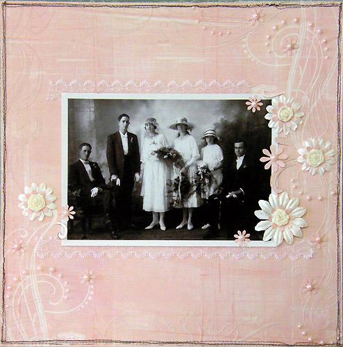 Heel & Penny Wedding heritage