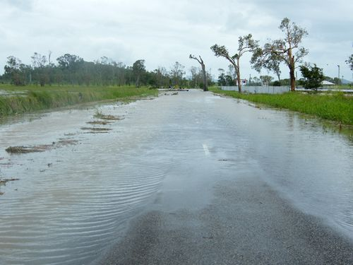 The-Road-in-Flooded