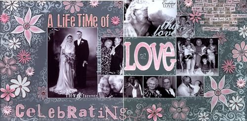 2a. Double - Celebrating A Life Time of Love copy