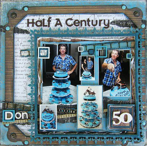 Half-a-Century