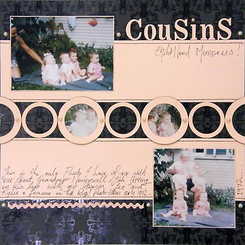 Cousins -childhood memories copy